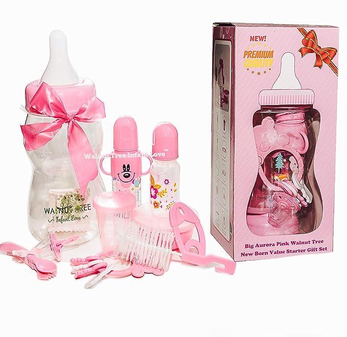 Amazon.com: Set de regalo para recién nacido con diseño de ...