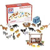 CP Toys Kitty Cat Park 38 Pc. Playset