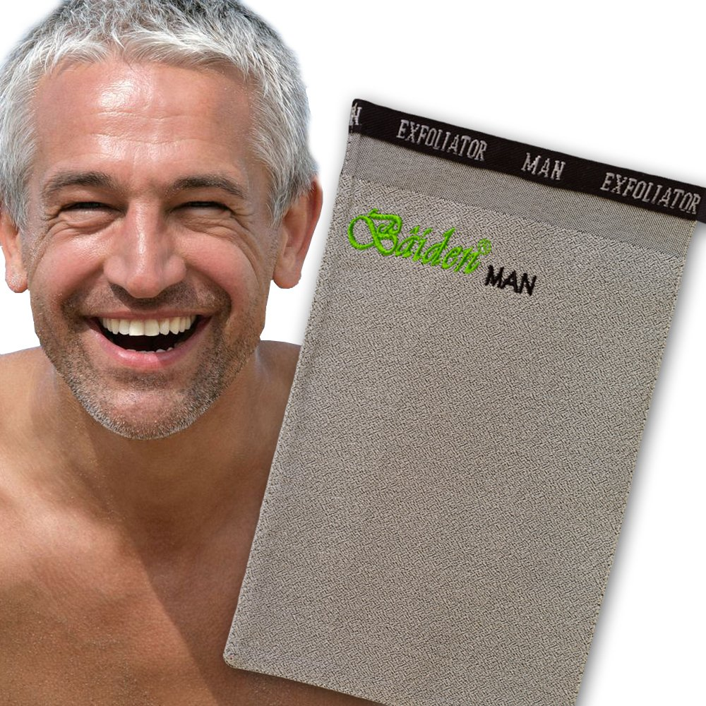Amazon Com Baiden Mitten For Men Advanced Skin Exfoliation
