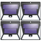 Solar Lights Outdoor, Mitaohoh 82 LEDs Wireless