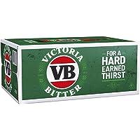Victoria Bitter Beer Case 24 x 375mL Bottles