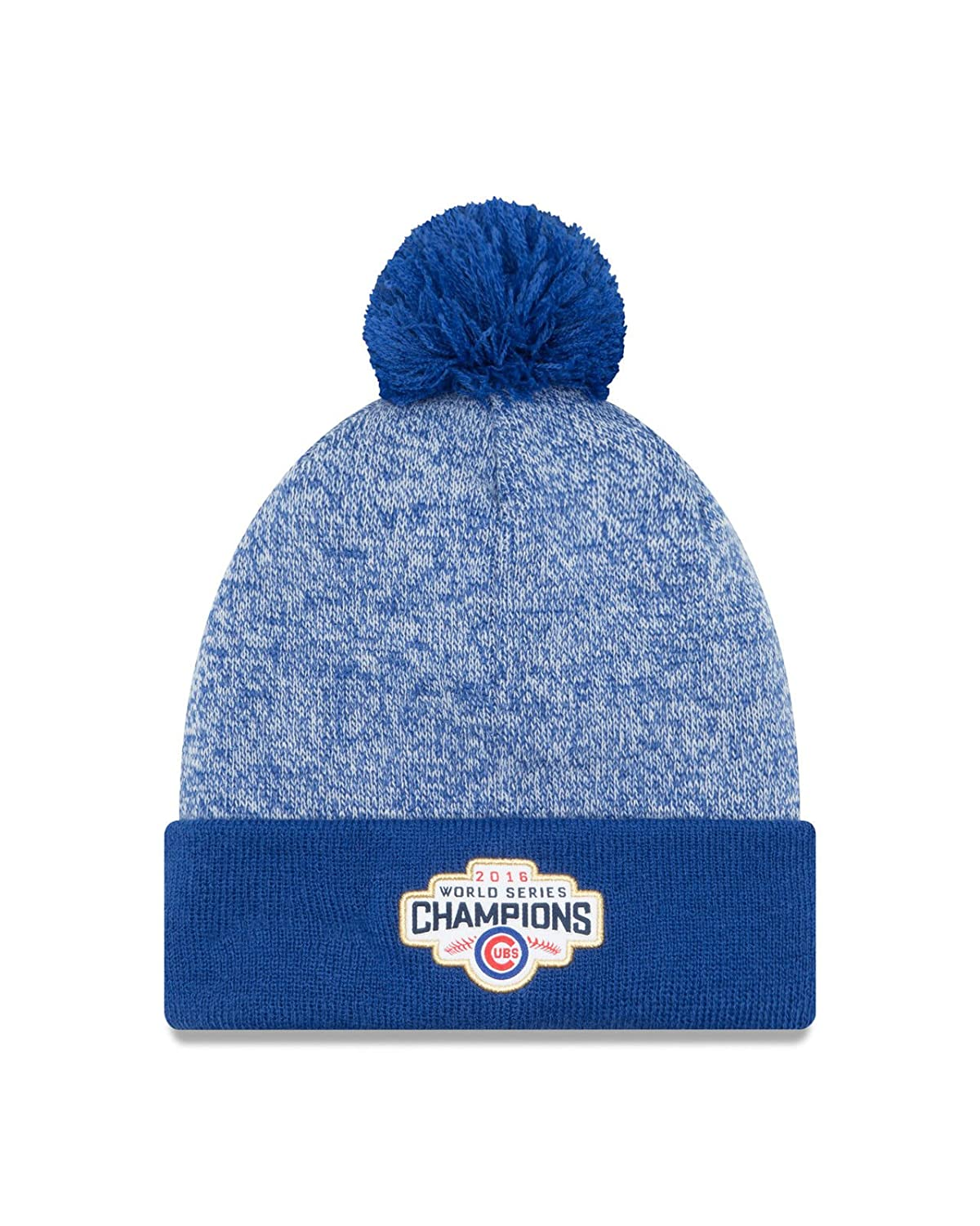 25b77bc847b6a8 ... new zealand amazon new era chicago cubs world series champions knit hat  sports outdoors e8a4c 24287