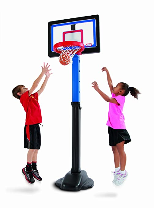 Amazon.com: Juego de baloncesto Little Tikes Play Like A Pro ...
