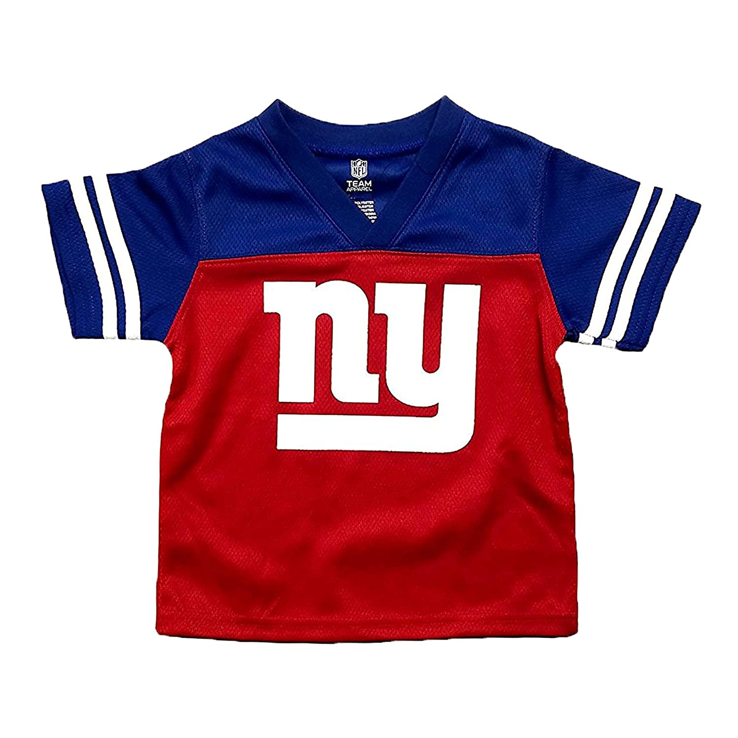 the best attitude 5b255 0d56e Amazon.com: Outerstuff New York Giants Red Youth Team ...