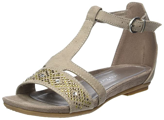 Womens 28105 Wedge Heels Sandals Marco Tozzi