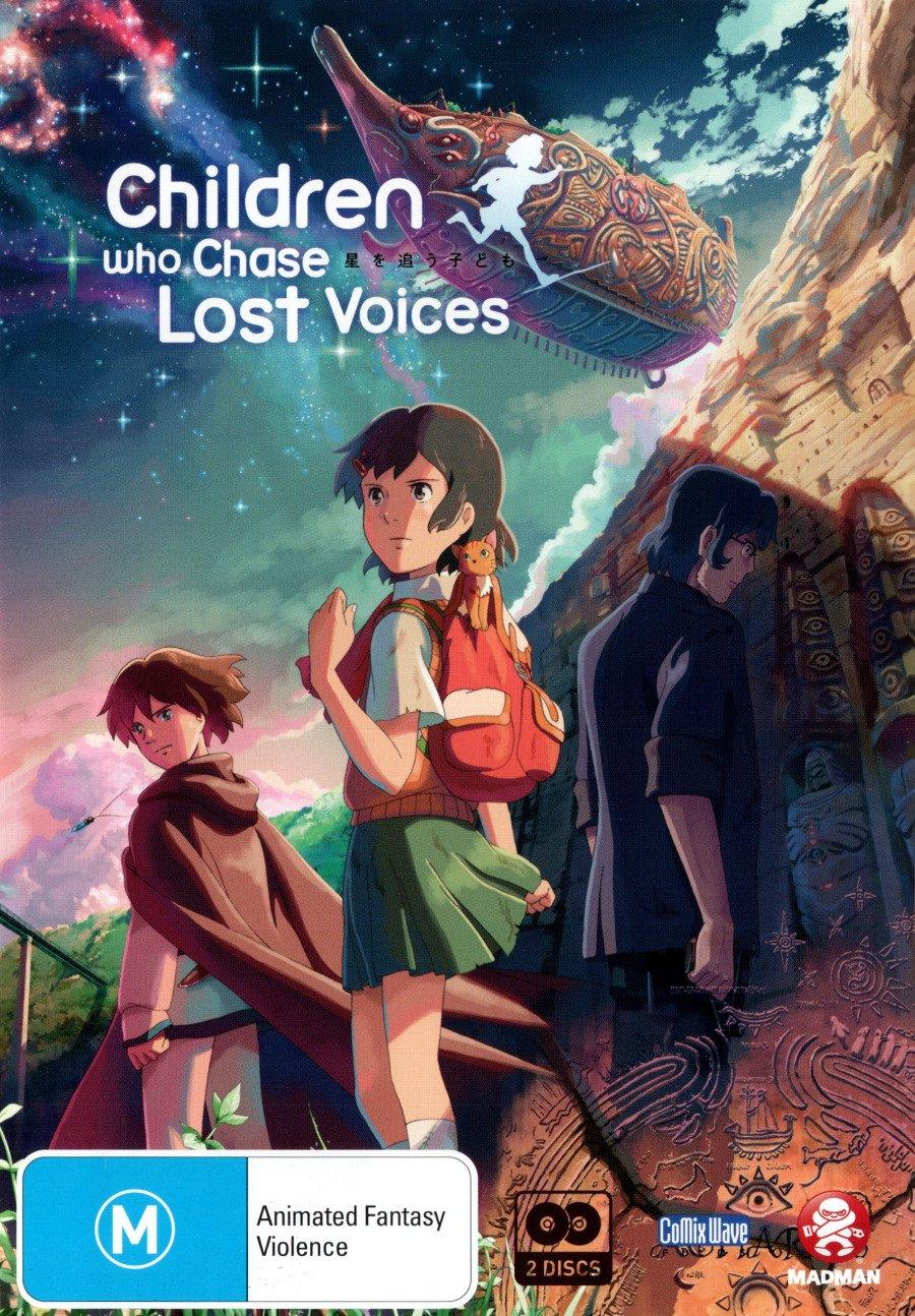 Children Who Chase Lost Voices (2011) ( Hoshi o ou kodomo ) [ NON-USA FORMAT, PAL, Reg.4 Import - Australia ]