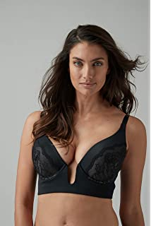 e5f1e1304ed30d next Damen Emily Balconette Push Up BH Mit Netzstoff: Amazon.de ...