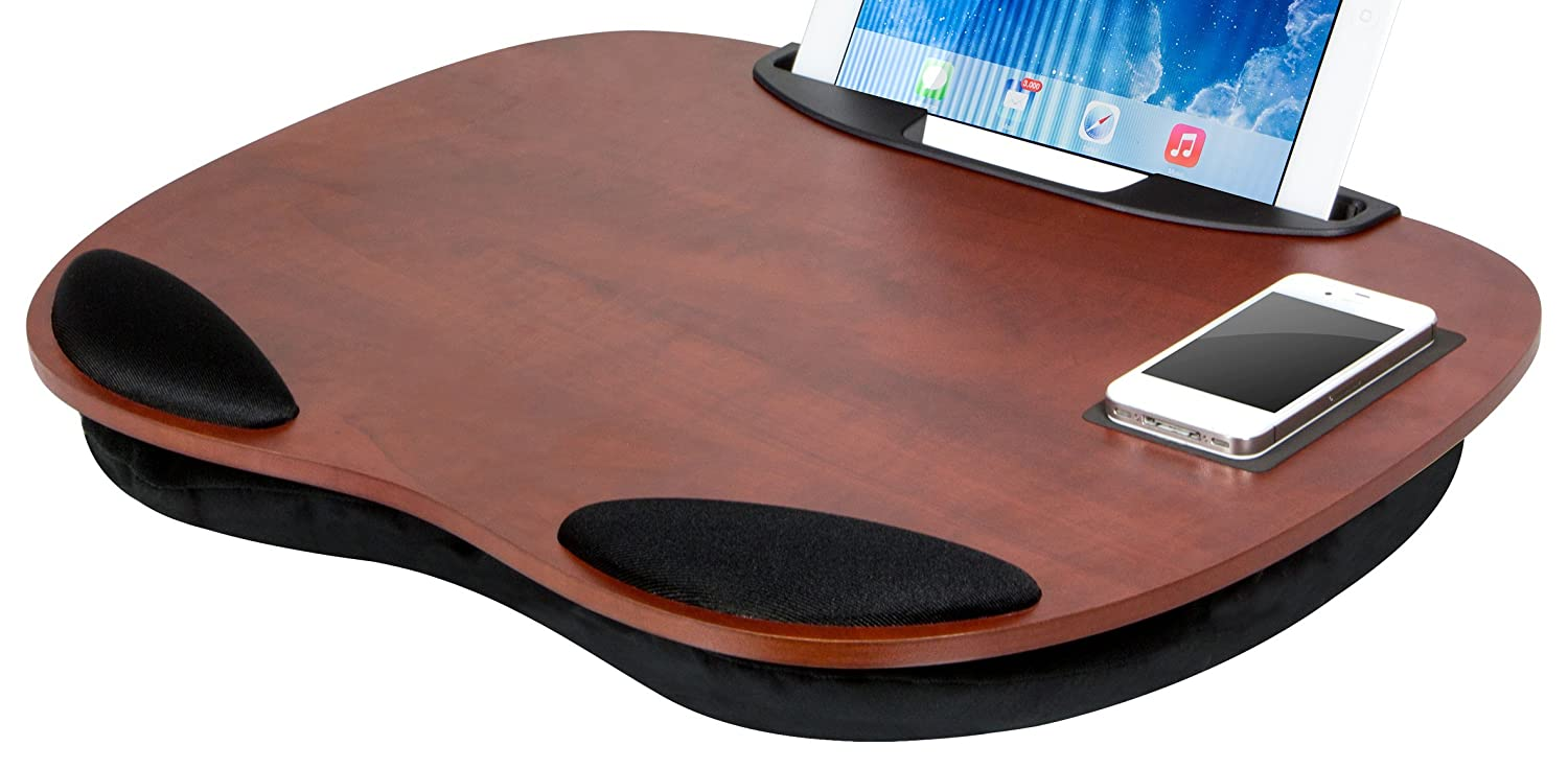 Merveilleux Amazon.com: LapGear Media LapDesk Exec For Laptops And Tablets 91050  Cherry: Computers U0026 Accessories