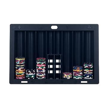 Trademark Poker Table Chip Tray (Black)