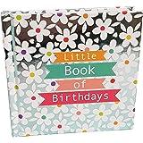 Soul Little Book Of Birthdays Pocket Organiser