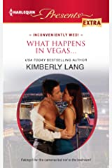 What Happens in Vegas... (Inconveniently Wed! Book 1) Kindle Edition