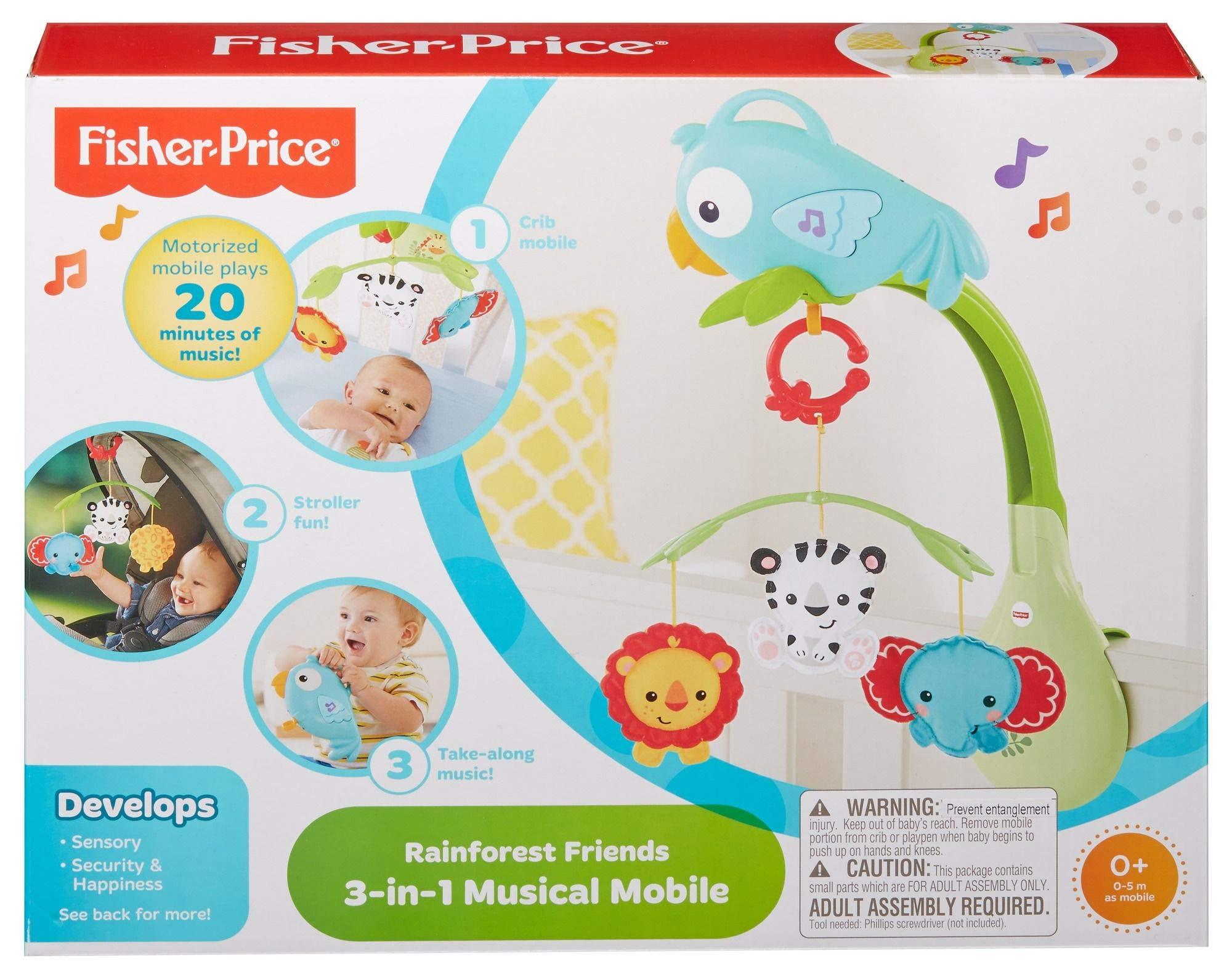c4c0d251622 Amazon.co.uk: Mattel Fisher-Price: Sleeping & Soothing