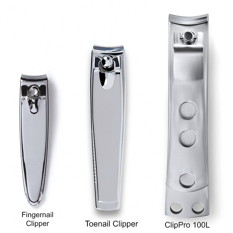 Amazon.com: KlipPro #1 Best Large Nail Clipper for Fingernails or ...