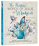 The Illustrated Words of Jesus for Women: A Creative Daily Devotional