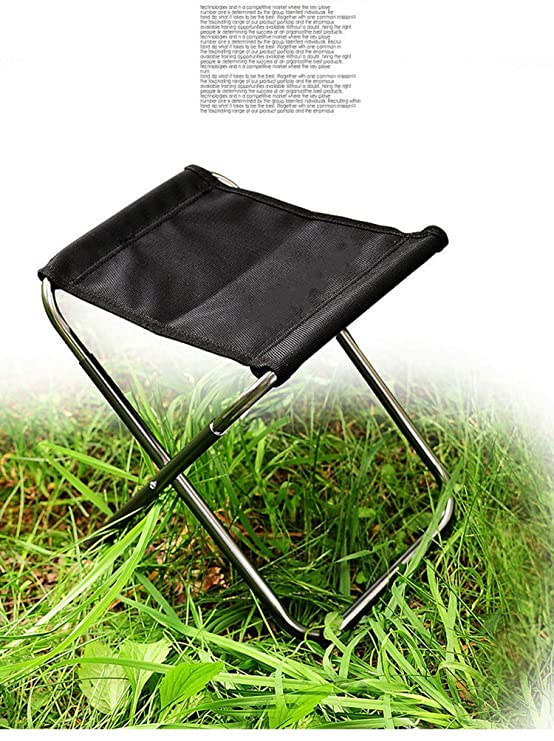 Amazon.com : Camping Fishing Chair Children Mini C4 Folding Kamp ...
