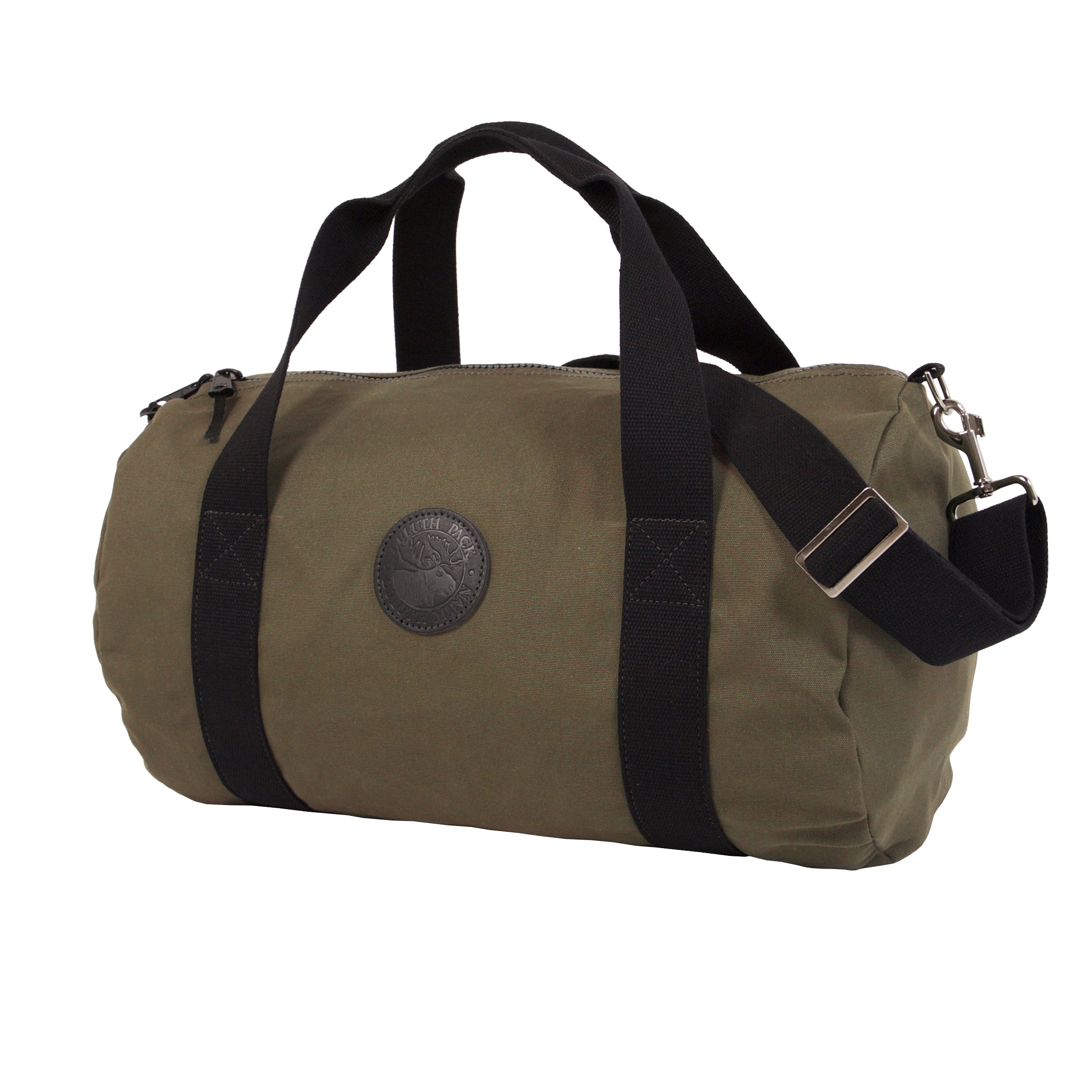 Duluth Pack Round Duffel (Waxed)