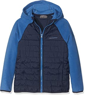 Craghoppers Risley Jacket Fleece Lined Waterproof Breathable Insulated