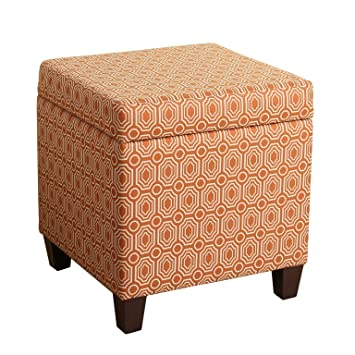 Astounding Amazon Com Homepop Upholstered Storage Cube Ottoman With Pabps2019 Chair Design Images Pabps2019Com