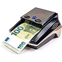 HILTON EUROPE   HE-320 SD Detector Billetes Falsos portátil   8 SISTEMAS DE DETECCIÓN 100% TESTADO Banco Central Europeo…