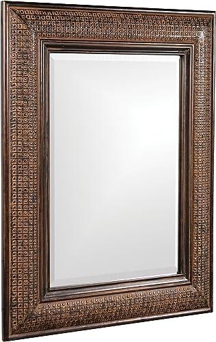 Howard Elliott 37045 Grant Rectangular Mirror
