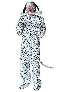 Dalmatian costume for adults