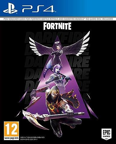 Fortnite Darkfire Bundle - PlayStation 4 [Importación inglesa ...