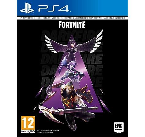 Fortnite - Bundle Fuoco Oscuro: Amazon.es: Videojuegos