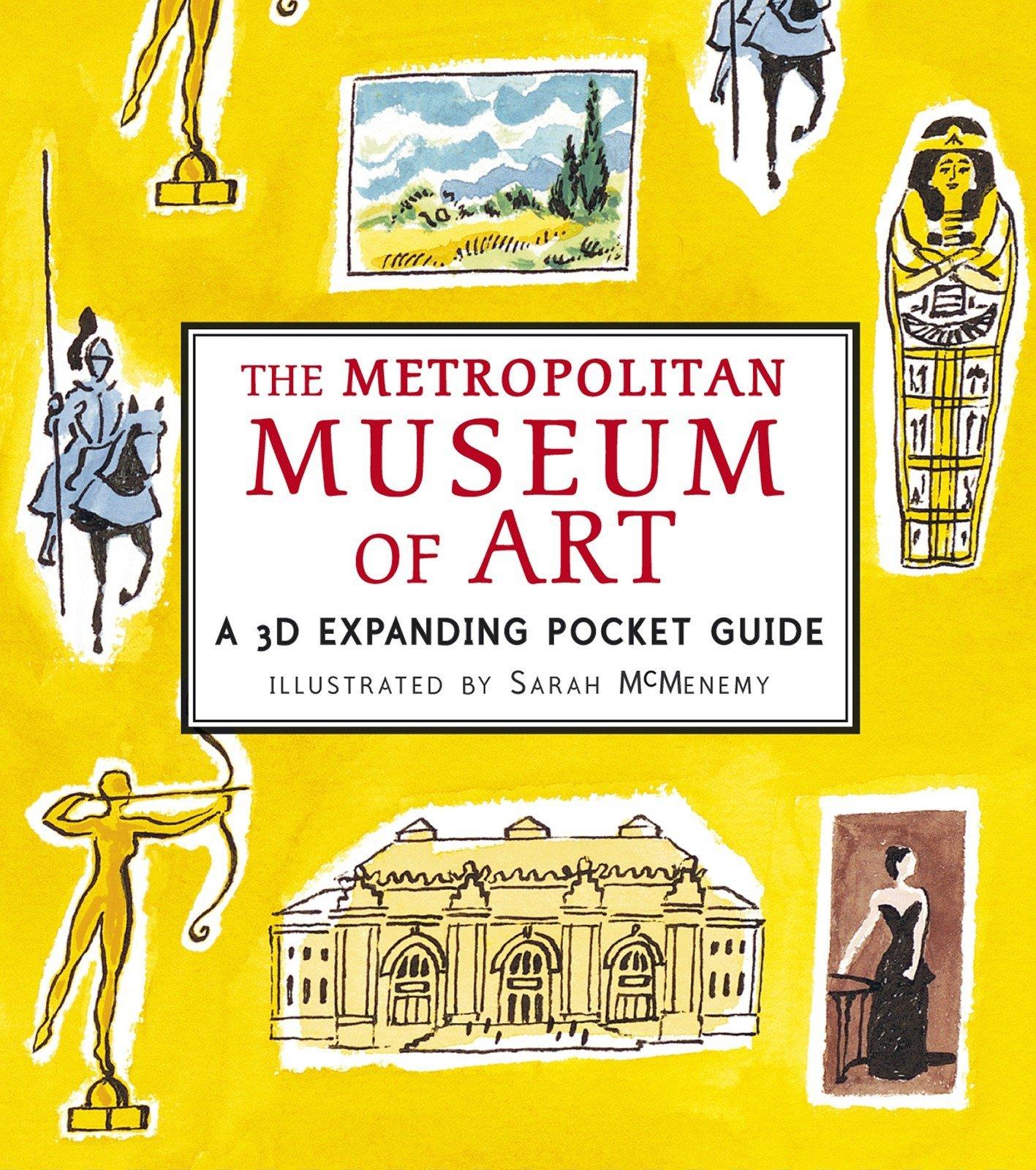 The Metropolitan Museum of Art: A 3D Expanding Pocket Guide (Panorama Pops)