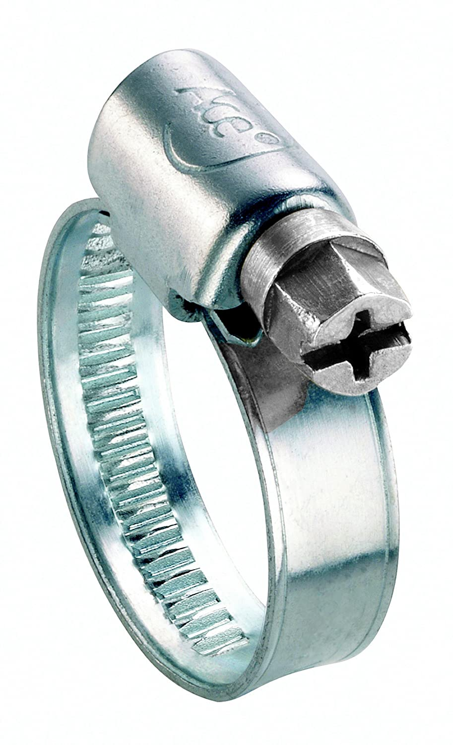 Ace 9mm 8-12mm Mild Steel Hose Clip Autolamps Limited ACE1025