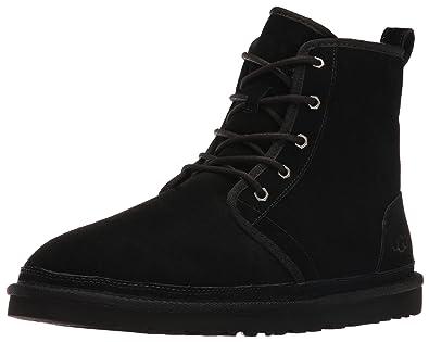 UGG Men's Harkley Winter Boot, Black, ...
