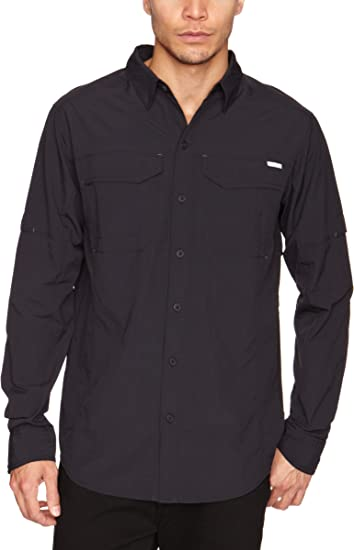 Columbia Chemise manches longues, Silver Ridge, Hommes