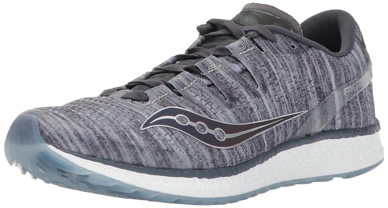 Saucony Men's Freedom ISO Running Shoe B01MT1P3M0 8.5 D(M) US|Grey