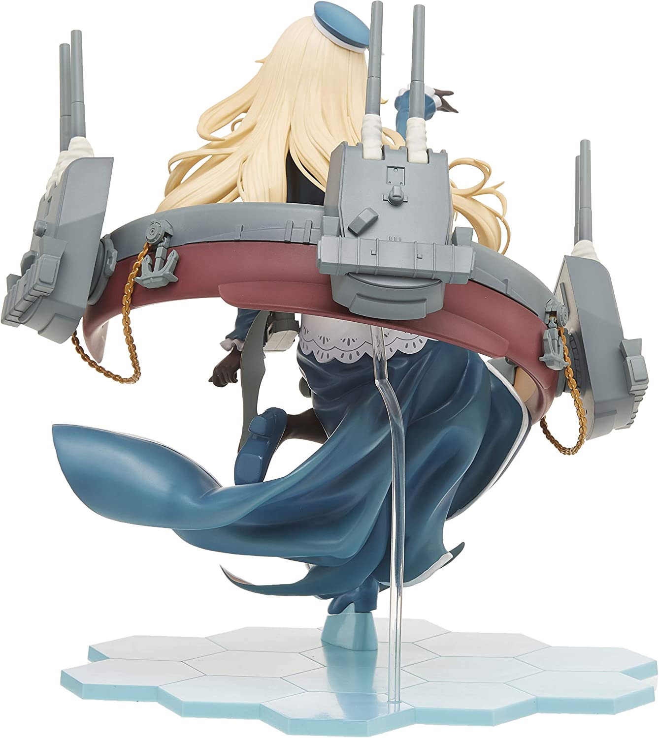 ques Q Kantai Collection Nagato Complete Figure Kan Colle