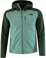 The North Face Apex Bionic 2 Soft Shell HOODED Jacket HOODIE - Men's