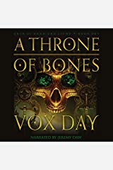 A Throne of Bones: Arts of Dark and Light, Book 1 Audible Audiobook