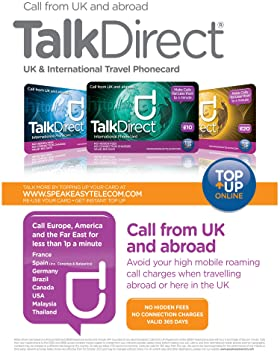 Love2surf Talk Direct Tarjeta prepago de Llamadas ...