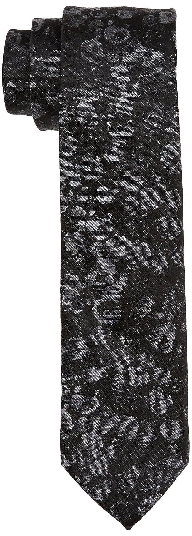 Tommy Hilfiger Slim 6.4 Cm Corbata, Negro (Black 001), Talla única ...