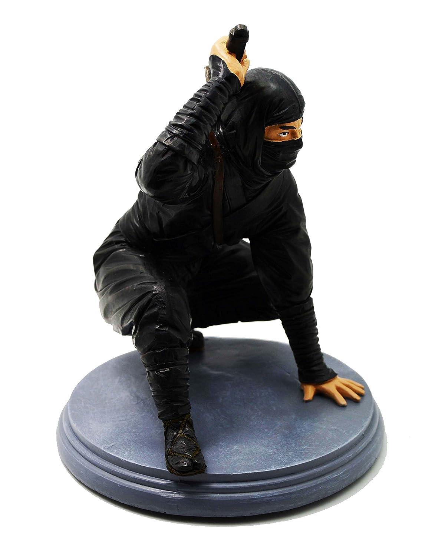 Amazon.com: Warrior – Muñeca, Samurai japonés Ninja- 16 cm ...