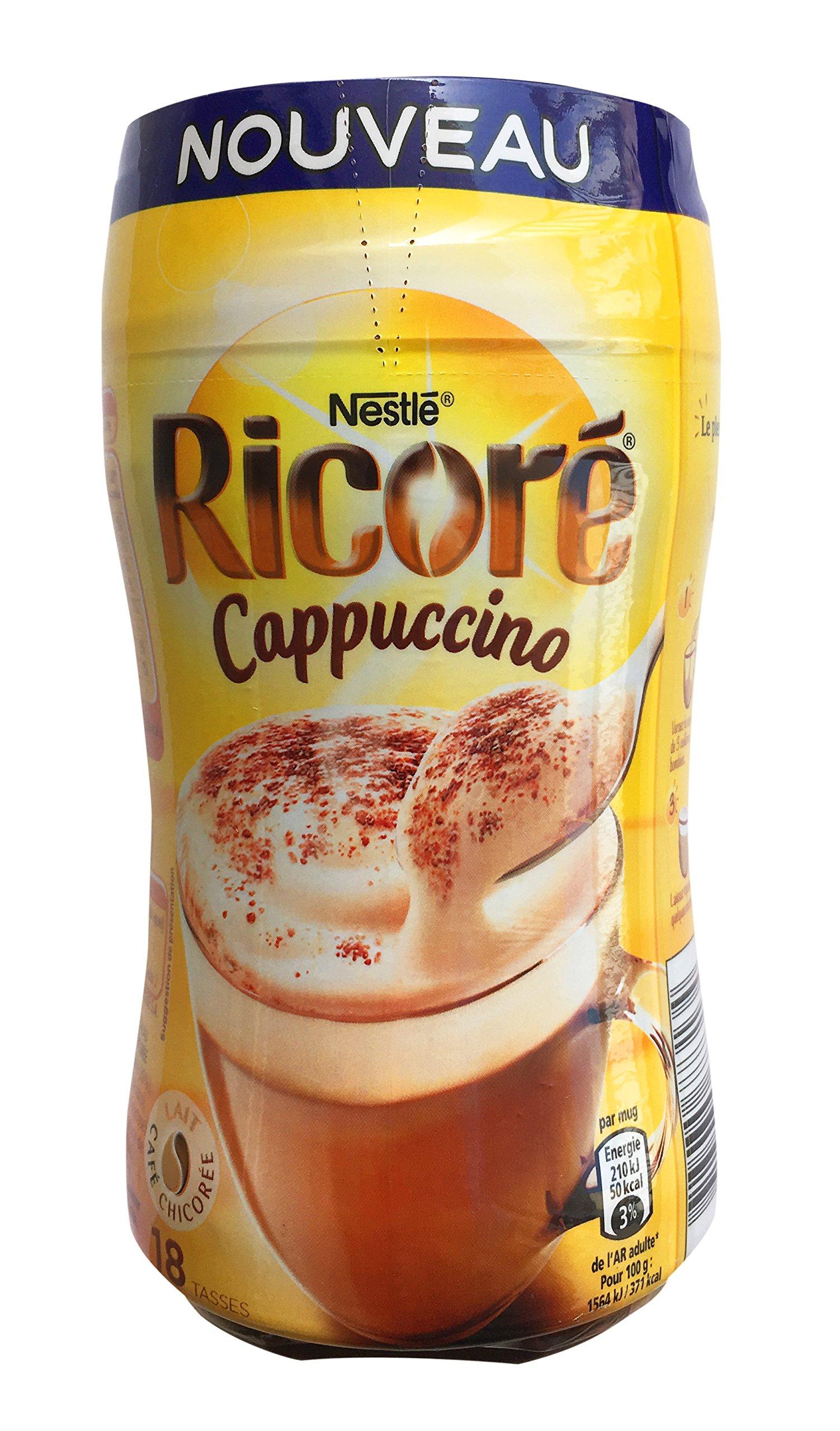 Nestle Ricore Instant Drink Cappuccino 243g 8.6oz