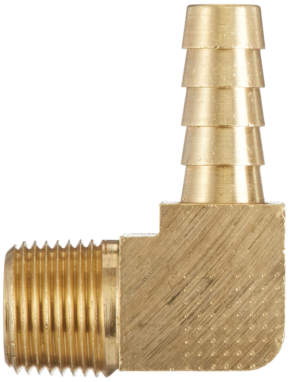 3//8 ID x 3//8 MNPT Brass Pack of 20 Parker 129HB-6-6-pk20 Hose Barb 3//8 ID x 3//8 MNPT