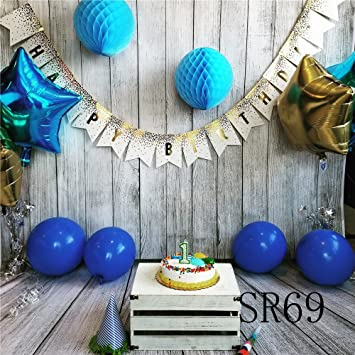 8x8FT Vinyl Photo Backdrops,Old Newspaper,Travel Vacation Theme Background Newborn Birthday Party Banner Photo Shoot Booth