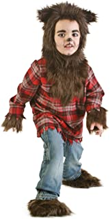 FunCostumes Little Boysu0027 Toddler Werewolf Costume  sc 1 st  Amazon.com : kids fierce werewolf costume  - Germanpascual.Com