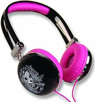 casque audio monster high
