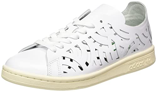 new concept 6e877 7f94e adidas Womens Stan Smithutout Low-Top Sneakers, Footwear Cream White,