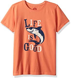 d2552216293 Amazon.com  Life is Good Boys Cool Tee Peanut Butter Jellyfish ...