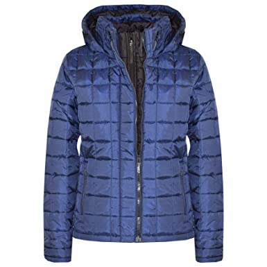 becd07ebd A2Z 4 Kids® Boys Jackets Kids Designer's Navy Foam Padded Puffa School Coat  Quilted Warm Thick Jacket Coats Age 3 4 5 6 7 8 9 10 11 12 13 Years: ...