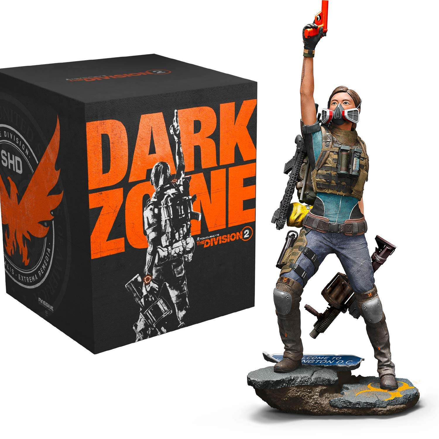 The Division 2 Dark Zone Edition PS4