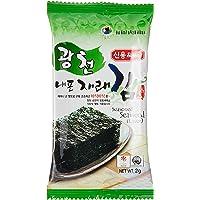 Sing Long Seasoned Seaweed (Laver), 2g (Pack of 10)