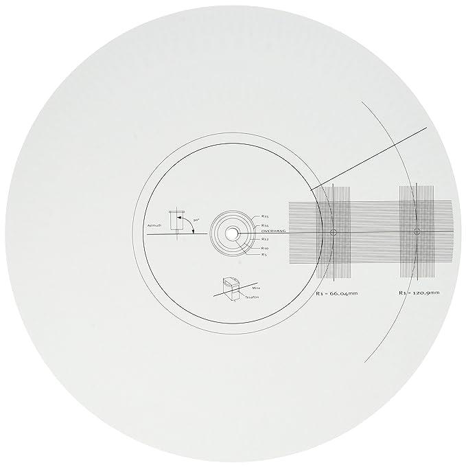DynaVox - Disco estroboscópico calibrador de fonocaptor ...