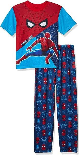 Marvel Boys Toddler Heroes 2-Piece Pajama Set